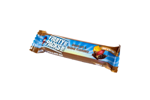 Fruity Packs bars Chocolate and Orange flavour