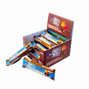 Healthy Snacks - Chocolate & Orange flavoured bars