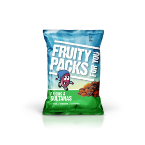 Fruity Packs, Raisins & Sultanas