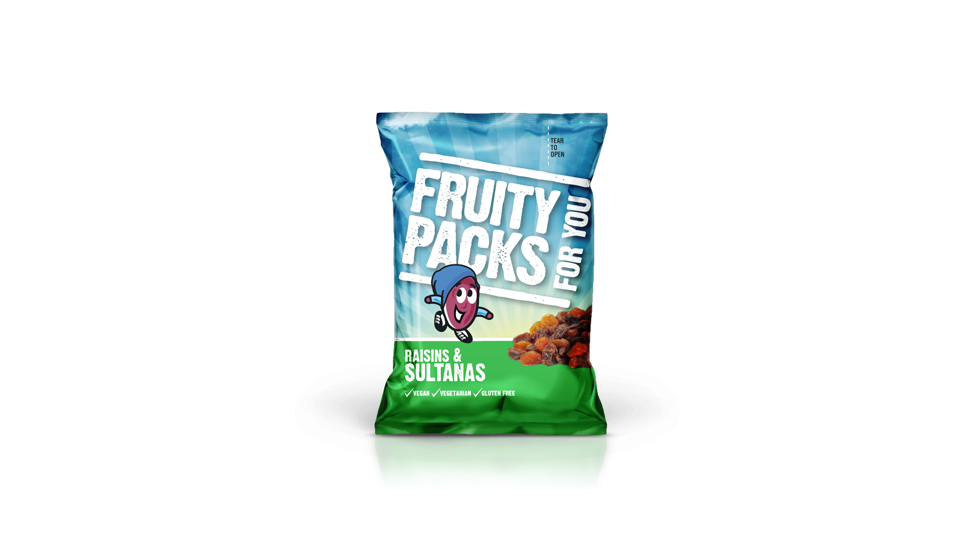 Fruity Packs - Healthy Snacks Raisins & Sultanas