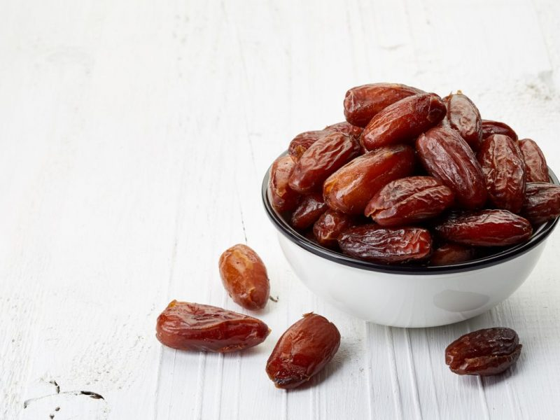 dates as a healthy snack
