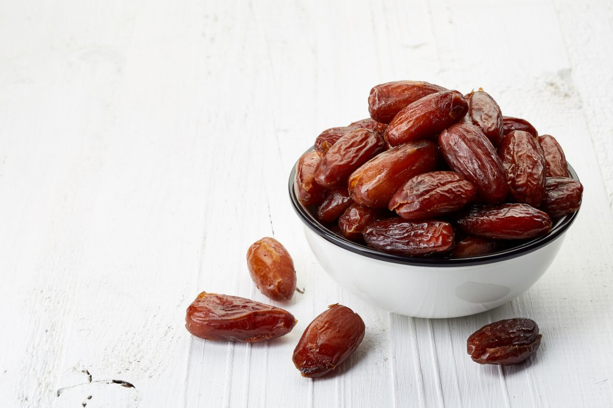 dates are healthy snacks